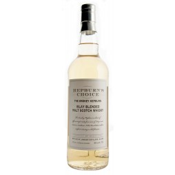 Hepburn´s Choice, The Smokey Hepburn - Blended Islay Malt