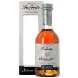 La Favorite, 2011 - Rhum Vieux 49,7%
