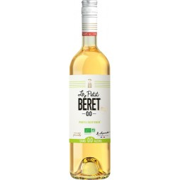 Le Petit Béret, Sauvignon Blanc,- Alkoholfri - ØKO