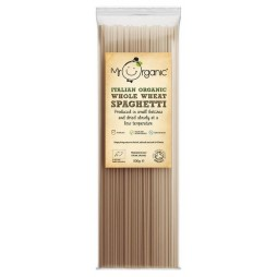 Mr. Organic, Whole Wheat økologisk Spaghetti