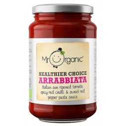 Mr. Organic, Arrabbiata Chilli Sauce