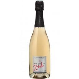 Piot Sevillano, Cuvee Rebelle, Chardonnay Champagne