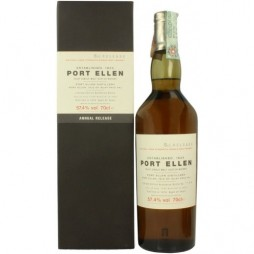 Port Ellen 1979, 5th Release, 25 års Single Malt Whisky