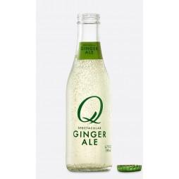 Sodavand, Q Ginger Ale 19,8 cl