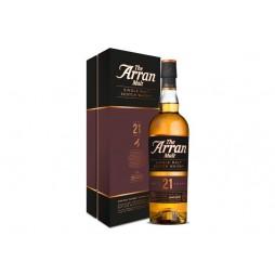 Arran, Single Malt Whisky, 21 års