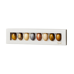Xocolatl, Easter Eggs 8 stk, 100g